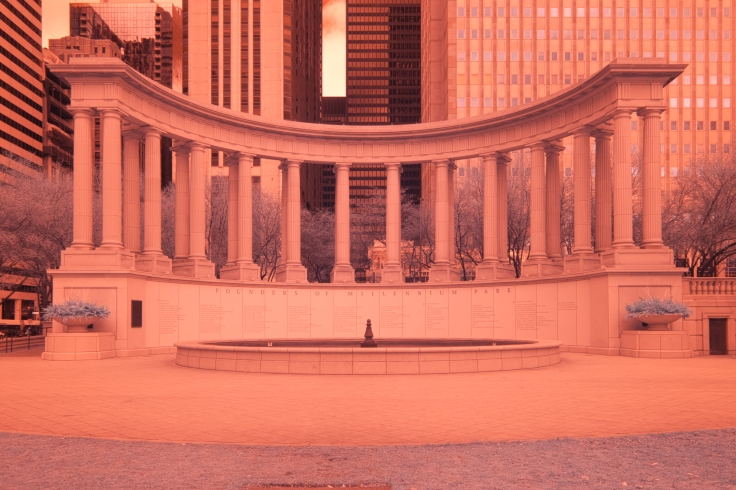 Millenium Fountain RAW