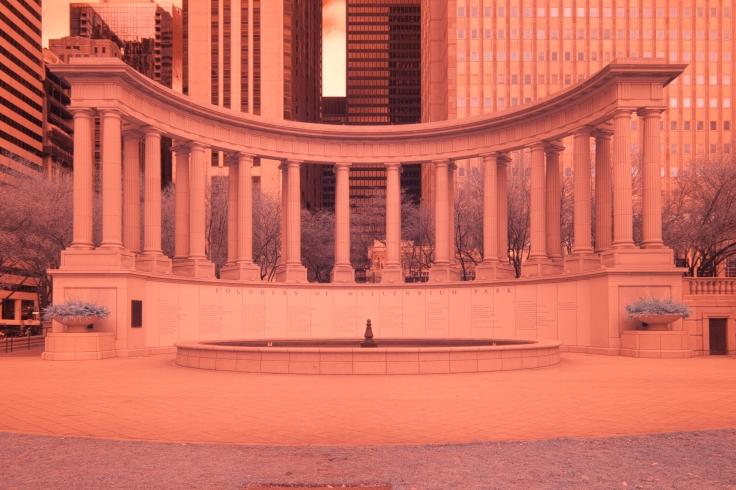 Millenium Fountain RAW