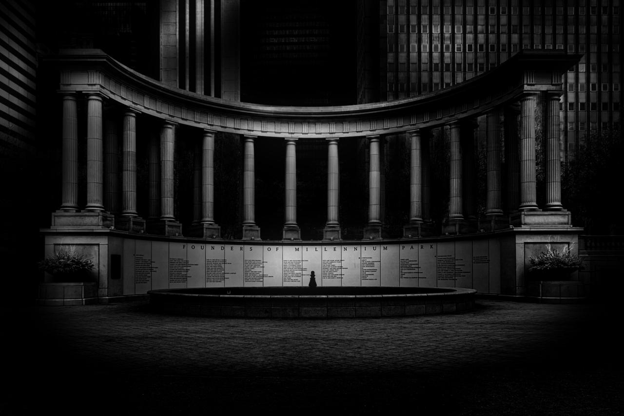 Millenium Monument Peristyle