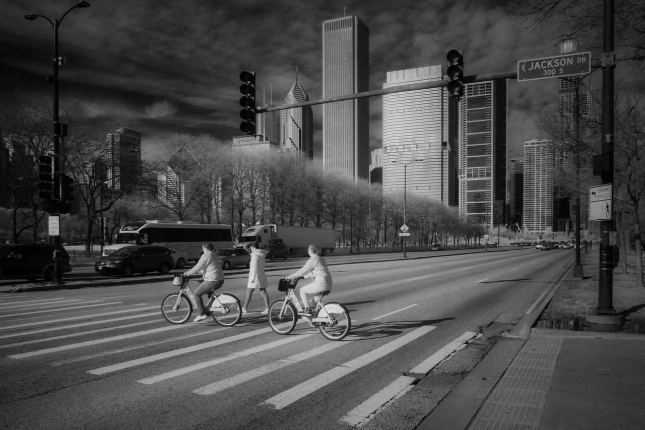 Bikers on LSD
