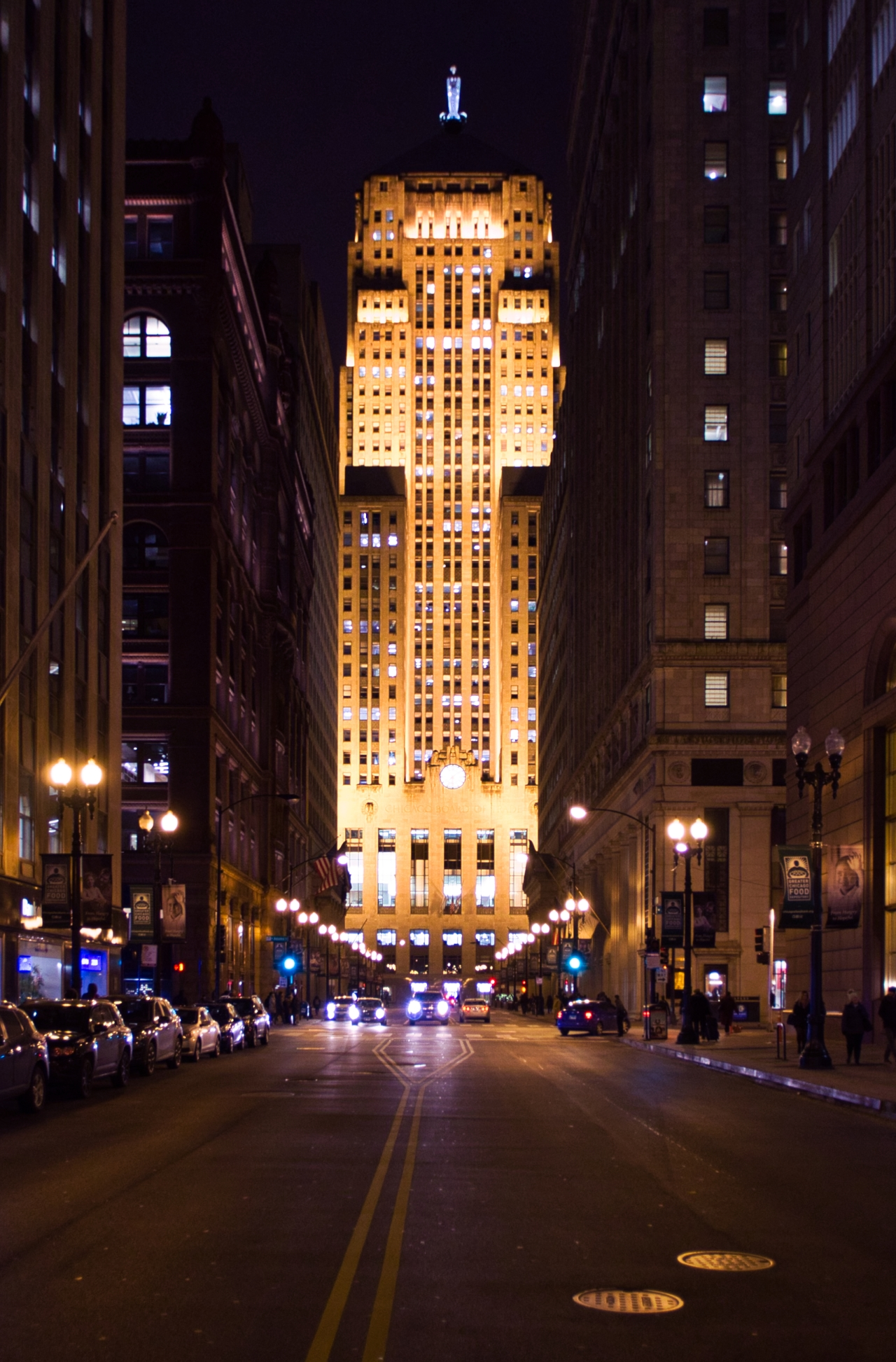 Board of Trade on ChristmasEve