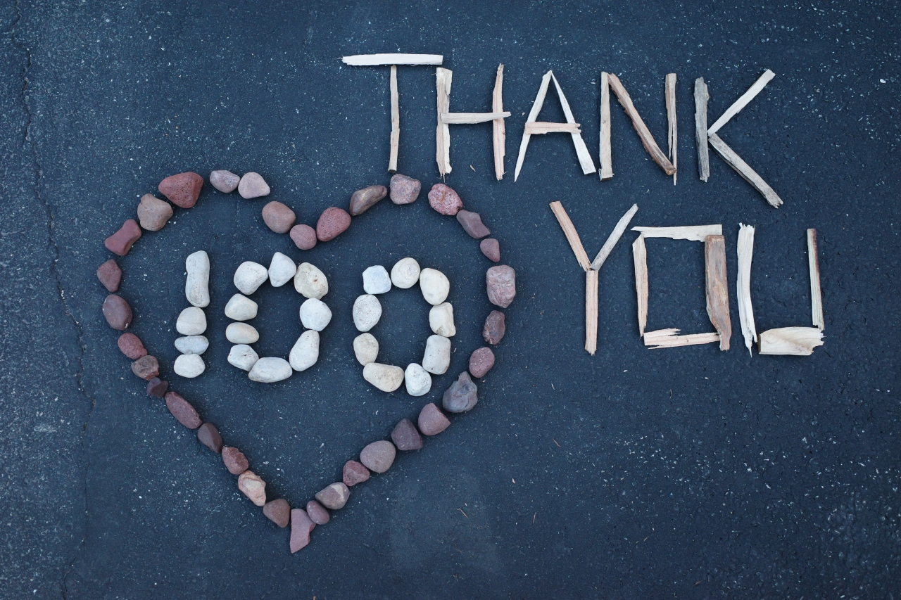 Thank You To MyFollowers!